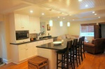 View the album Complete kitchen & family room renovation